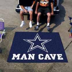 Dallas Cowboys Tailgater Rug