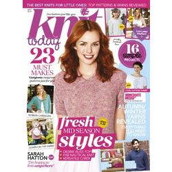 Knit Today Magazine 13-Issue Subscription