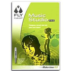 Fly Fusion Pro Music Studio CD