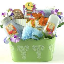 Spa Therapy Gift Basket