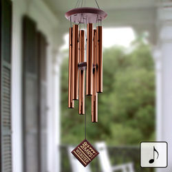 Personalized Wedding Wind Chimes