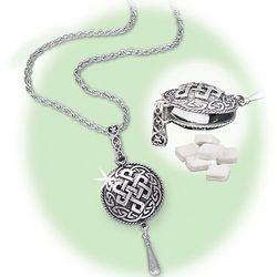Striking Celtic Necklace