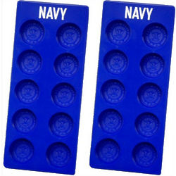 USN Navy Ice Cube Tray