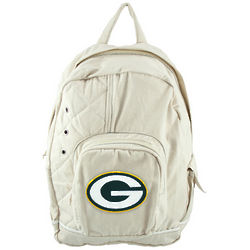 Green Bay Packers Natural Old School Backpack