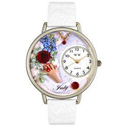 July Birthstone Watch with Miniatures