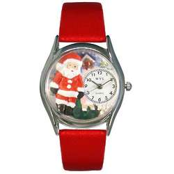 Christmas Santa Claus Personalized Watch