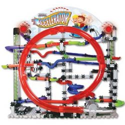 Marble Maze Mania Accelerator Toy