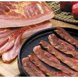 Applewood Smoked Bacon Slab