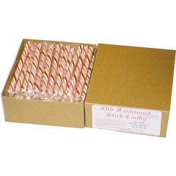 Box of Old Fashioned Peppermint Stick Candies