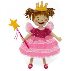 Pinkalicious Washable Cloth Princess Doll