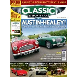 Classic & Sports Car Magazine 12-Issue Subscription