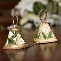 Enchanted Whispers Copper Bells
