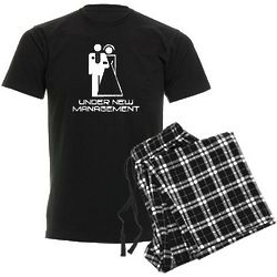 Under New Management Men's Marriage Pajamas