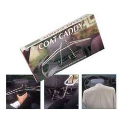 Coat Caddy for the Car