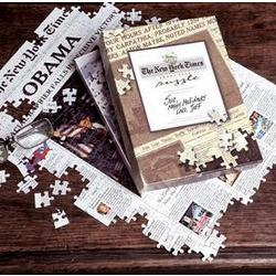 New York Times Jigsaw Puzzle