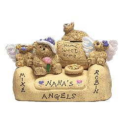 Nana's Little Angel Teddy Bears in Chair