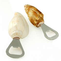 Beach Seashell Bottle Opener