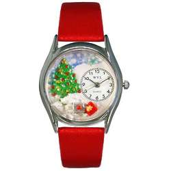 Christmas Tree Personalized Watch