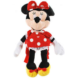 Minnie Mouse All Dolled Up Plush Backpack