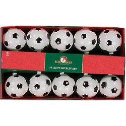 Soccer Ball String Lights