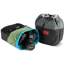 Nylon Water Resistant Camera Pouch