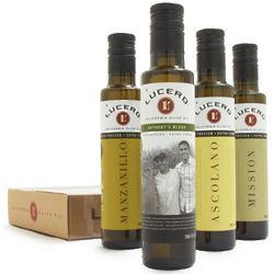 Lucero Oil Connoisseur Gift Set