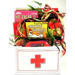 House Calls Get Well Gift Basket
