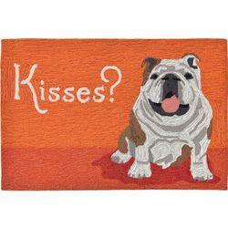 Wet Kisses Indoor Or Outdoor Rug Findgift Com