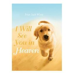 I Will See You In Heaven Book