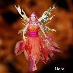 Mara the Fire Fairy Flitter Toy