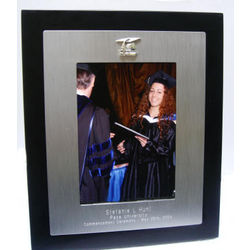 "Personalized 4"" x 6"" Graduation Picture Frame"