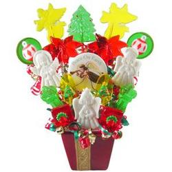 Peace on Earth Lollipop Bouquet