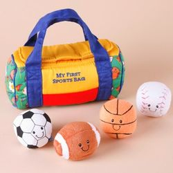 My First Sports Bag Baby Gund Playset
