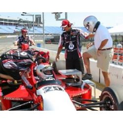 Indy Car Champion Ride