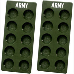 Army Ice Cube Tray