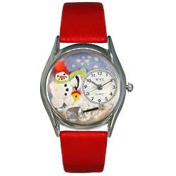 Christmas Snowman Watch
