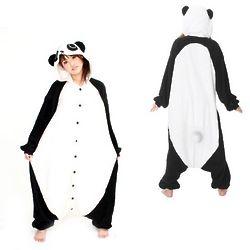 Panda Kigurumi Costume