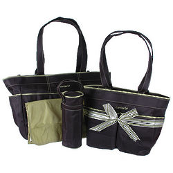 Carter's Diaper Bag and Accessories