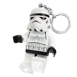Star Wars Storm Trooper Key Chain with LED Light