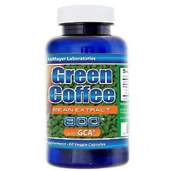 Green Coffee Bean Extract 800 with GCA Supplement
