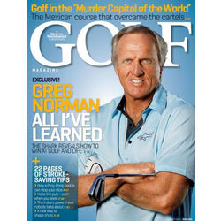 Golf Magazine 12-Issue Subscription