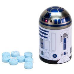 R2D2 Rebel Raspberry Sour Candies