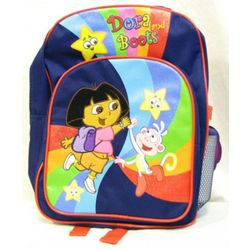 Toddler's Dora the Explorer Backpack and Water Bottle