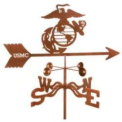 US Marines Weathervane