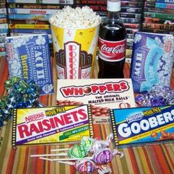 College Student Movie Night with DVD