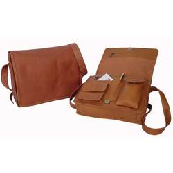 Large Soft Handbag with Organizer