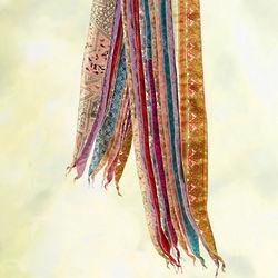Saris Silk Scarf