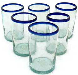 Classic Drinking Glass Set