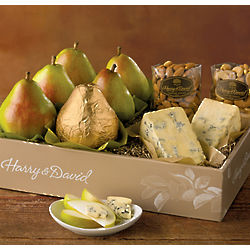 Royal Riviera Pears and Stilton Cheese Gift Box