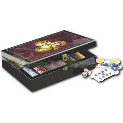 Casino Poker Chip Set